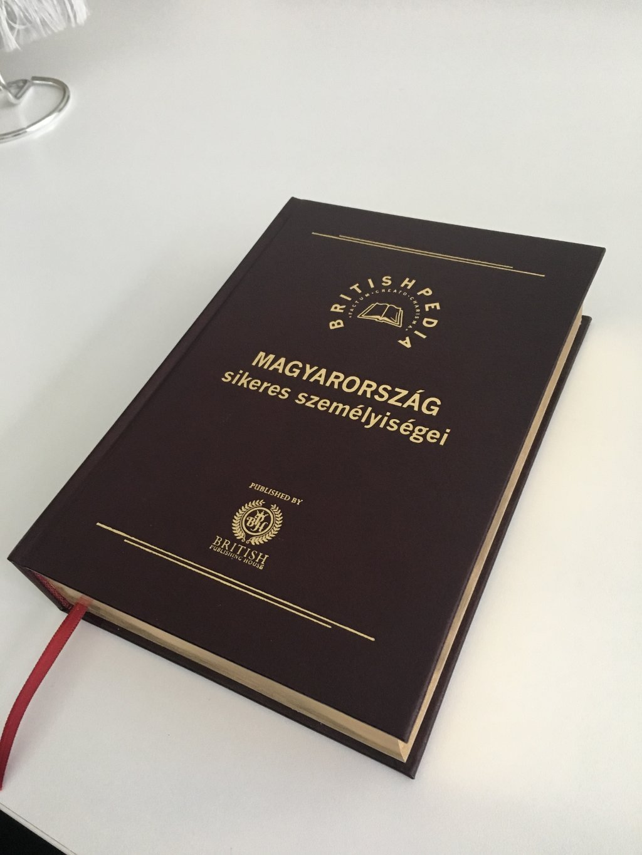 British Publishing House – Magyarország sikeres személyiségei